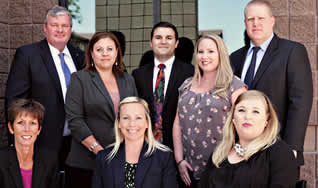 Carroll Law Firm Group Photo